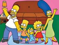 Stars of The Simpsons Movie
