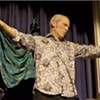 Therapist and Theater Artist Steven Cadwell Performs for Pride