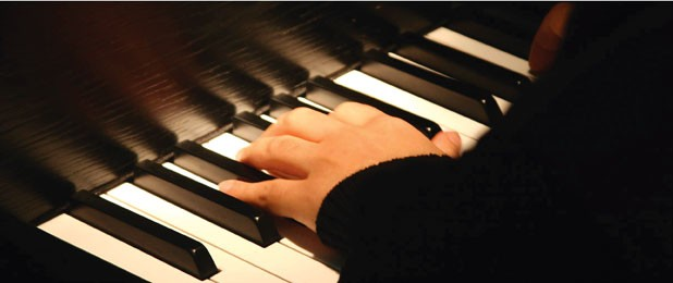 Still from All in One Hand: The Pianist Paul Wittgenstein