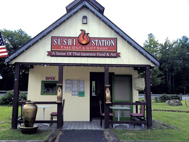 COURTESY OF SUSHI STATION