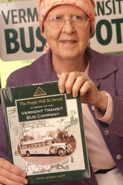 Sylvia Nichols Allen - MATTHEW THORSEN