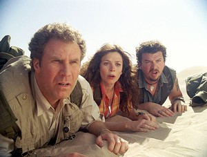 T. WRECKED Dinos easily outsmart Homo sapiens in the latest misbegotten big-screen adaptation of a 1970s TV staple.