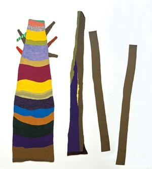 """""""Tall Trees"""" by Liz Alpert Fay"""
