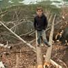 UVM Sets Kill Traps for Dam-Building Beavers in Centennial Woods