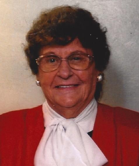 Teresa Helen Leggett