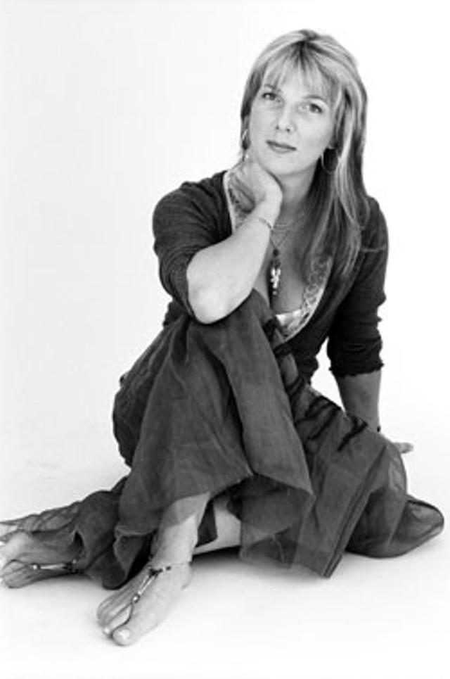 Tess Stimson