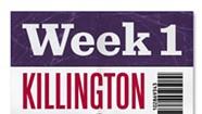 The 20/20 Challenge: Killington (Week #1)