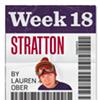 The 20/20 Challenge: Stratton (Week #18)