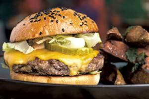 The 400 Burger - OLIVER PARINI