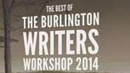 Burlington Writers Workshop Releases New Anthology
