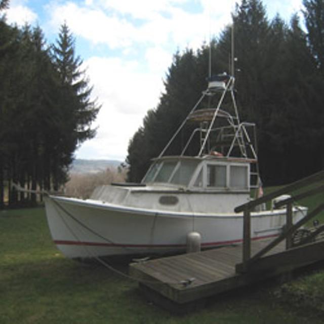 The Bradford boat
