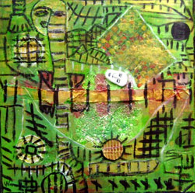 """The Bridge"" by Vinicio Ayala"