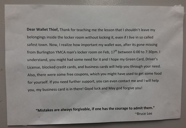 The Bruce Lee quotation is an especially excellent touch. - ETHAN DE SEIFE