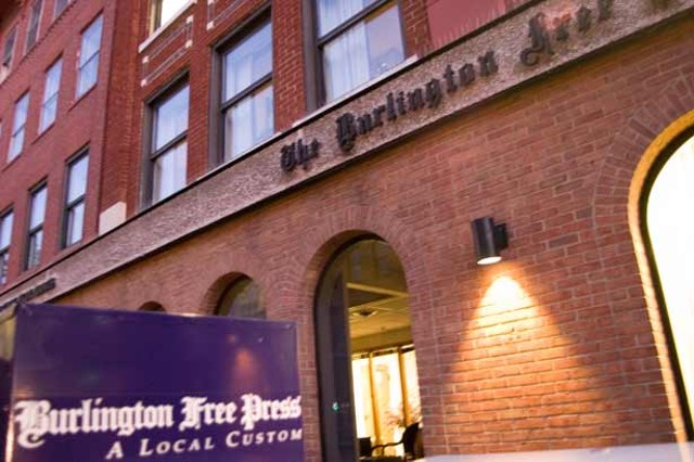 The Burlington Free Press