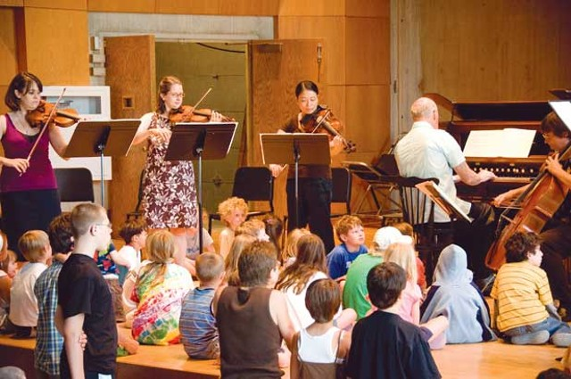 The Craftsbury Chamber Players