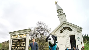 The Dog Chapel