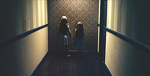 THE DULLING Imagery that recalls better movies is not the biggest problem with Sheridan's scare flick.