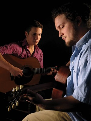 The Dupont Brothers - COURTESY OF REID CROSBY