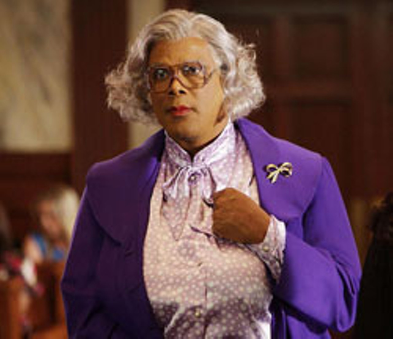 Tyler Perry S Madea Goes To Jail Movie Reviews Seven