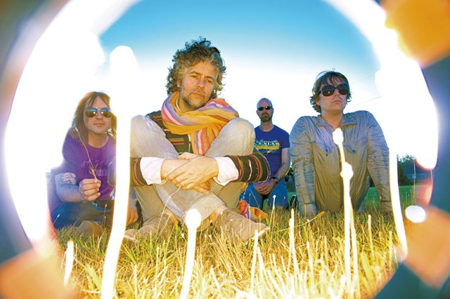 The Flaming Lips - COURTESY OF THE FLAMING LIPS