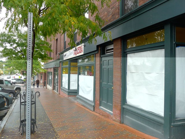 The future Misery Loves Co. space in Winooski