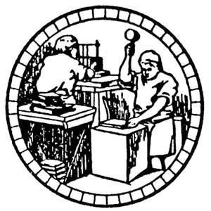The Holzer Bindery Logo