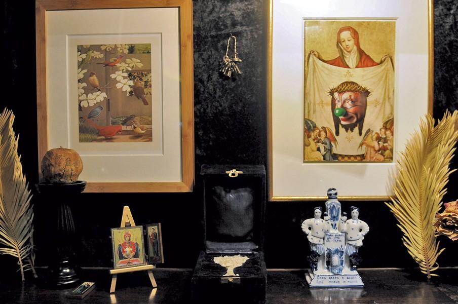 The Kunstkamera exhibit at the Main Street Museum - SARAH PRIESTAP