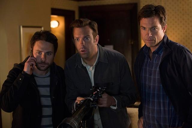 The Lame's Afoot: Day, Sudeikis and Bateman return with more misguided boss-thwarting schemes in this underperforming sequel.