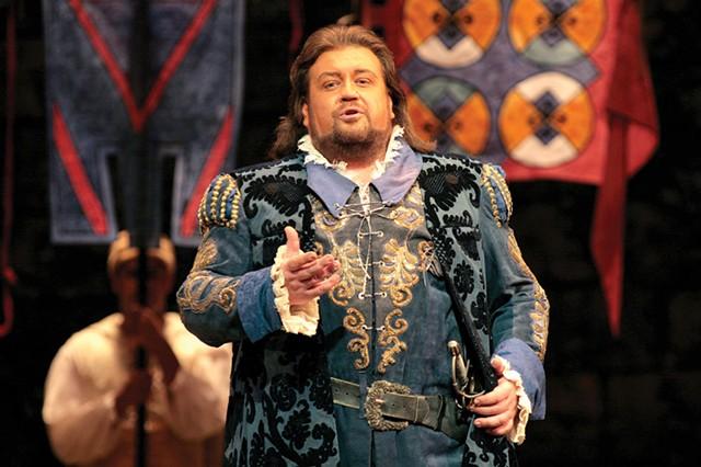 The Metropolitan Opera's Die Meistersinger von Nurnberg