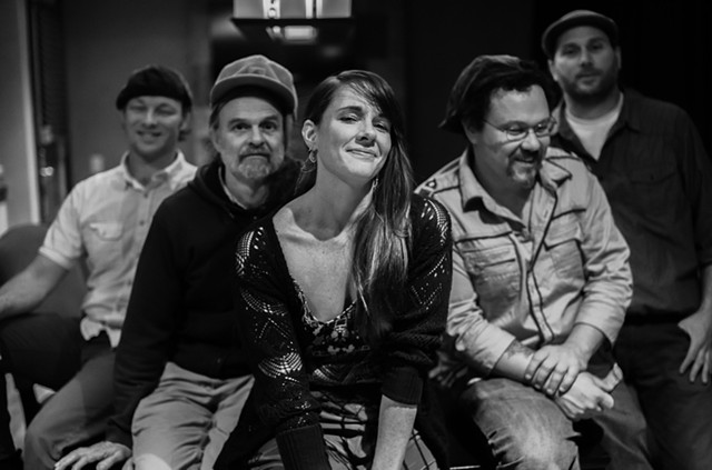 The Michelle Sarah Band - RALPH EAMES PHOTOGRAPHY