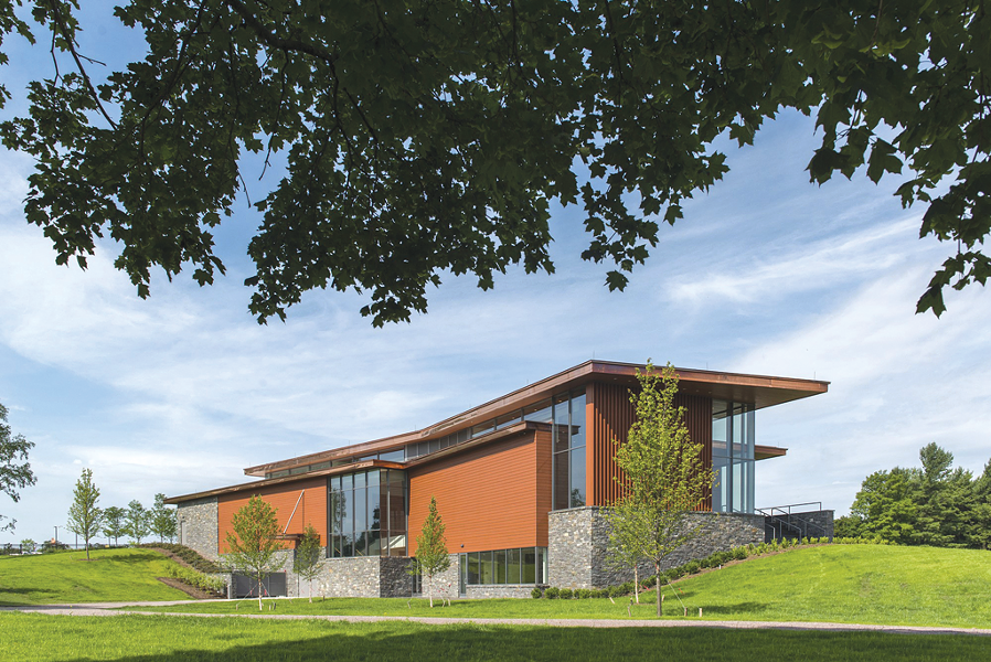 The Pizzagalli Center for Art and Education, Shelburne Museum - SHELBURNE MUSEUM