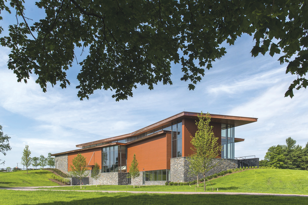 Shelburne Museum Expands With A Contemporary, Year-round