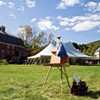 Vermont Artists Give a Barn a Boost in Painting Marathon