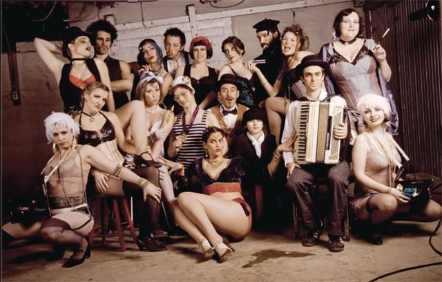 The Spielpalast 2009 Cast