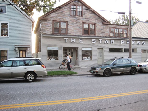 The Star Press on North Avenue