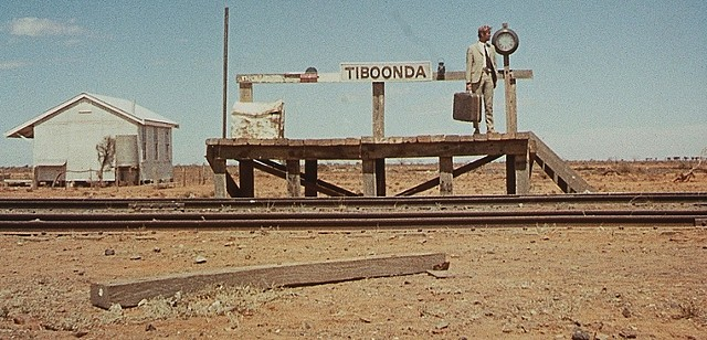 "The ""train station"" in Tiboonda - DRAFTHOUSE FILMS"