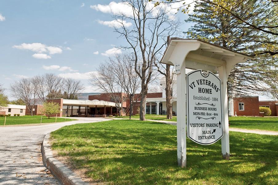 The Vermont Veterans' Home in Bennington - ZACHARY STEPHENS