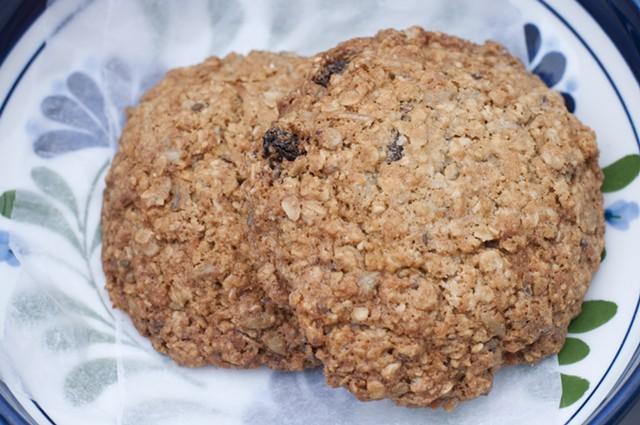 The Vermonter cookie from Klinger's - HANNAH PALMER EGAN