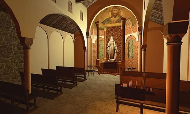 The virtual monastery of Felix Meritis
