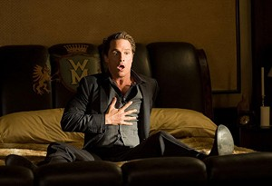 THE WEDDING PANNER? McConaughey plays a ladies' man with plans to scuttle his brother's big day until he learns the error of his ways with a little supernatural help.?