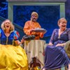 Theater Review: Vanya and Sonia and Masha and Spike