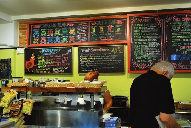 Newport Natural Market & Café - CORIN HIRSCH