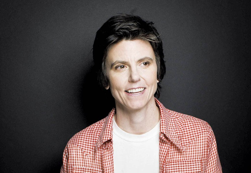 Tig Notaro - COURTESY OF TIG NOTARO