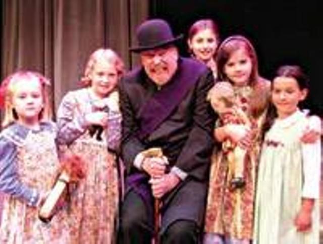 Tim Tavcar and fellow cast members