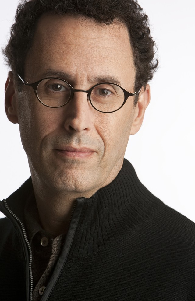Tony Kushner. Photo by Joan Marcus. - COURTESY OF UVM