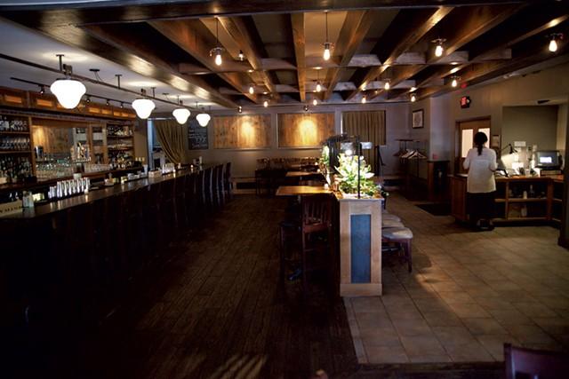 TOP: The Guild Tavern - PHOTOS BY: MATTHEW THORSEN