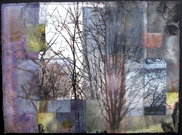 """""""Trees Seen, Forest Remembered"""" by Wen Redmond"""