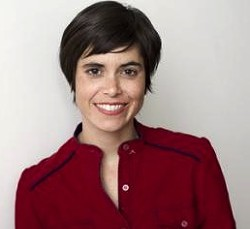 Trinie Dalton, head of VCFA's new School of Writing and Publishing - COURTESY OF VCFA