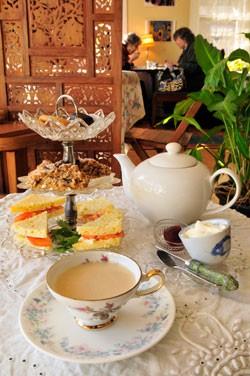 Tulsi Tea Room - JEB WALLACE-BRODEUR
