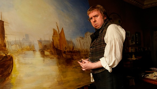 TURNER CLASSIC: Leigh's latest offers a portrait of the artist as a fascinating and visionary man of contradictions.
